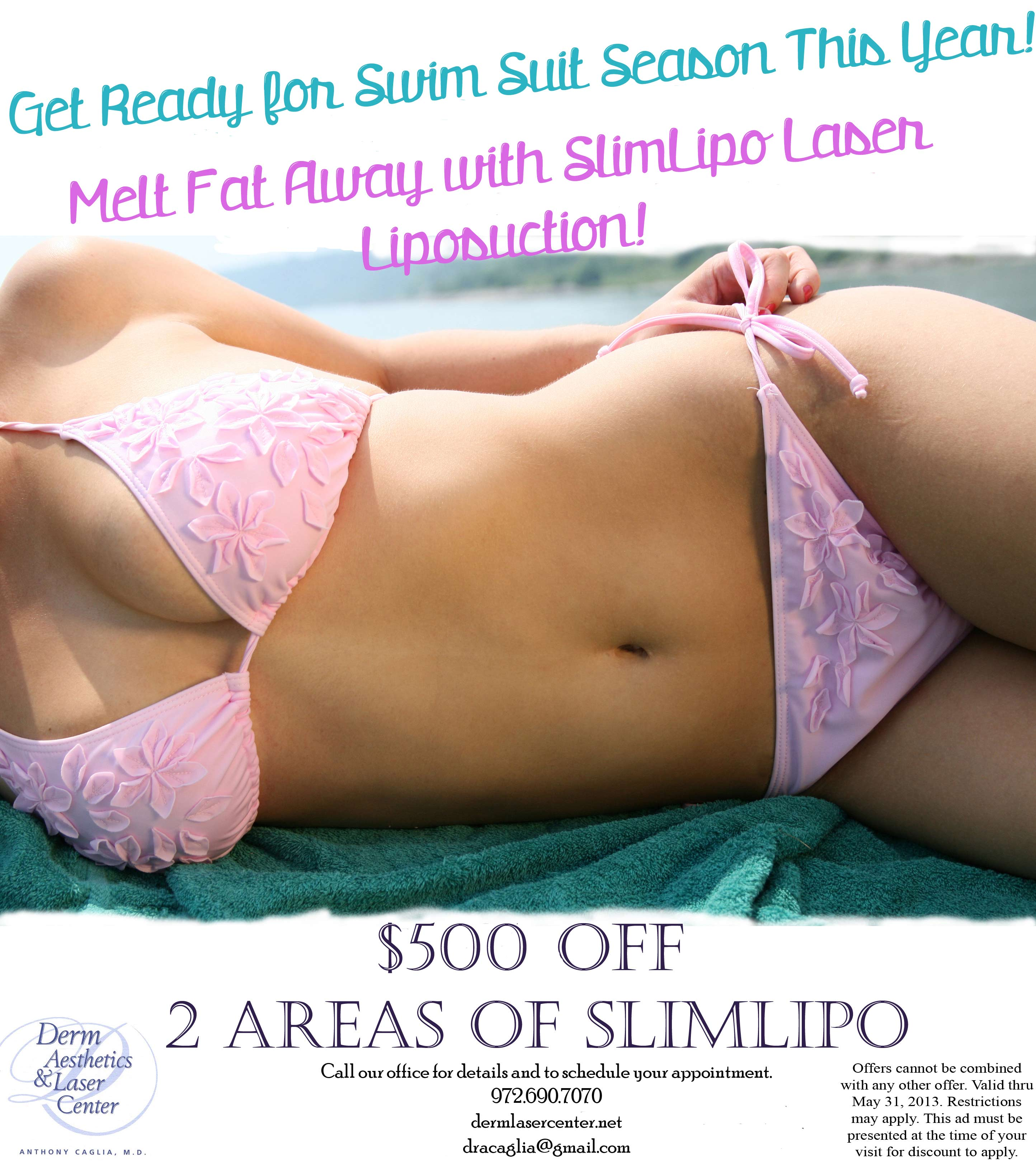 Laser Liposuction Dallas Promo